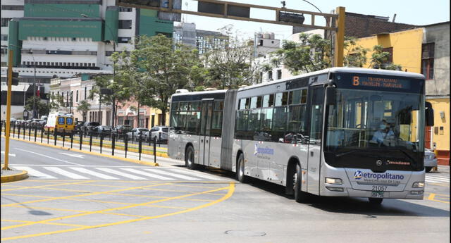 Conoce los nuevos horarios del Metropolitano, transporte público, taxis y otros.