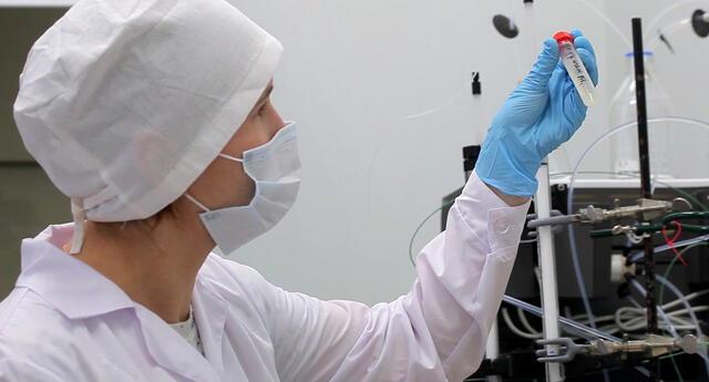 Rusia: científicos planean desarrollar la primera vacuna comestible contra la COVID-19.