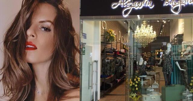 Alejandra Baigorria revela que se vio obligada a cerrar algunas de sus tiendas en Gamarra.