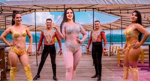 """Explosión de Iquitos estrenó videoclip de """"No sé"""" en la plataforma de Youtube."""