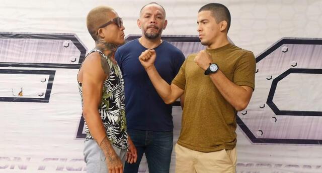 Marco Muñoz busca el título de peso mosca