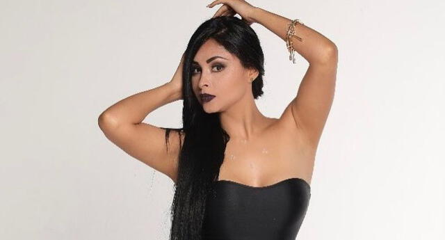 Pamela Franco formaría parte de la lista de artistas que estarán en el reality de Gisela Valcárcel.