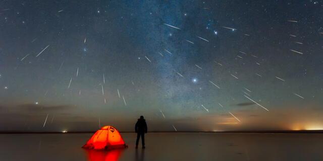 Líridas: ¿Cuándo y cómo ver este increíble espectáculo astronómico en el cielo?