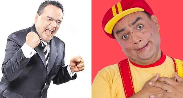 Jorge Benavides celebra que su programa es el más visto de los sábados