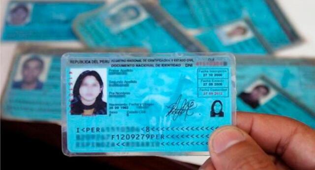 Conoce todos los pasos para poder realizar tu duplicado del documento de identidad online.