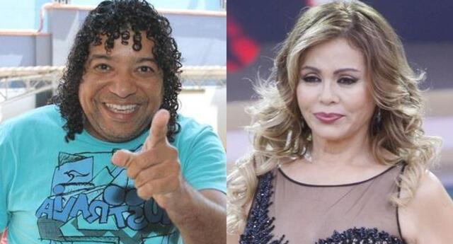 Carlos Vílchez mandó sus mejores deseos a Gisela Valcárcel en su retorno con El Artista del Año, pero prometió luchar por el rating de los sábados.