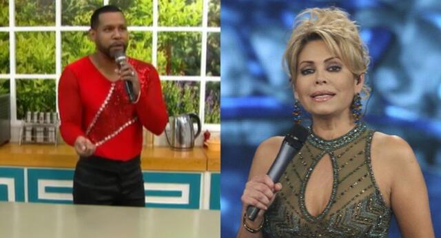 Edson Dávila se pronunció después de Gisela Valcárcel reafirmara que no estará en El Artista del Año, y se mostró indignado.