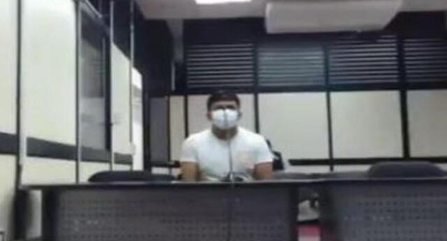 Poder Judicial de Lima Norte dictó prisión preventiva contra un policía que asaltó a su colega
