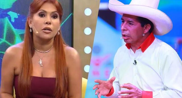 Magaly Medina aseguró años atrás que Pedro Castillo intentaría llegar al poder.