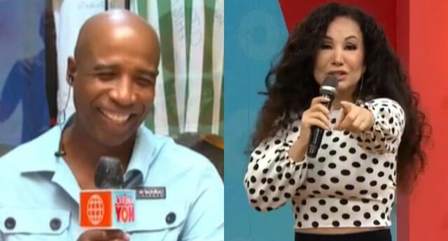 Cuto Guadalupe admitió que declaró que estaba interesado en Janet Barboza y que incluso pidió a Alfredo González que se la presente.