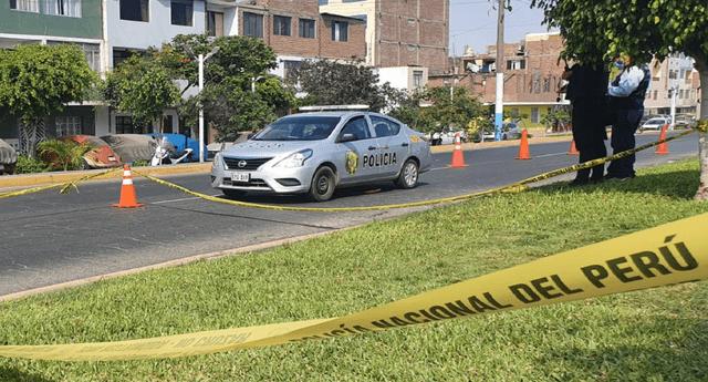 Un tráiler atropelló a uno de los vecinos de Carmen de la Legua mientras cruzaba la pista.