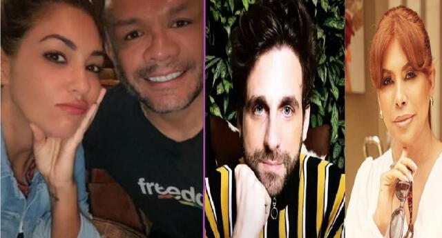 Rodrigo González deja entrever que Tilsa Lozano estaría detrás de entrevistas de Jackson Mora a Magaly Medina.