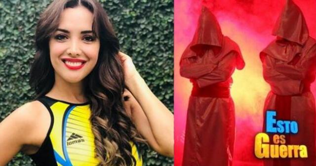 Rosángela Espinoza no se quedó callada y respondió al tribunal de EEG.