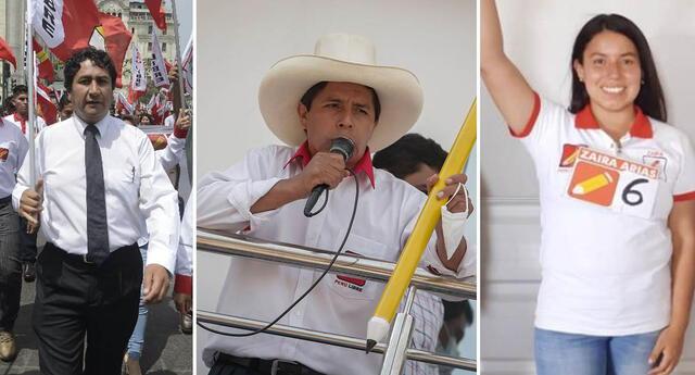 Pedro Castillo indicó que será el único autorizado para hablar de su posible gobierno. En una entrevista desautorizó a Vladimir Cerrón y a Zaira Castillo como voceros de Perú Libre.