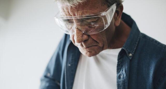 40% de emergencias oculares son debido a accidentes laborales