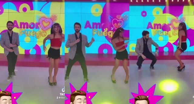 El conductor Rodrigo González realizó un TikTok con La Uchulu de la conocida canción de Explosión de Iquitos, y sus fans tuvieron diversas reacciones.