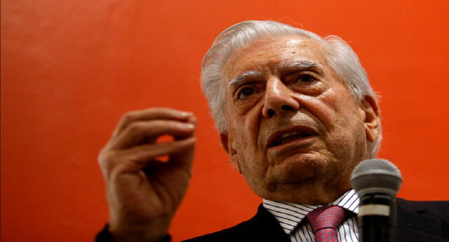 Mario Vargas Llosa, se pronunció sobre la segunda vuelta que se llevarán a cabo el próximo 6 de junio