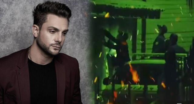 Nicola Porcella revela que conoce a los asistentes de la fiesta de Yahaira