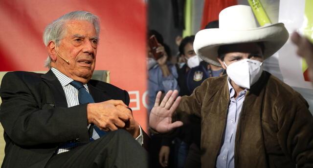En vísperas, el escrito Mario Vargas Llosa pidió que apoyen a Keiko Fujimori de cara a la segunda vuelta.