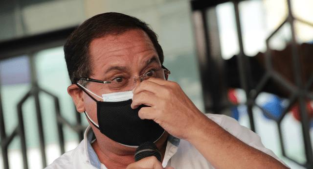 Luis Iberico sostuvo que su bancada aplazará el debate de la reforma constitucional.