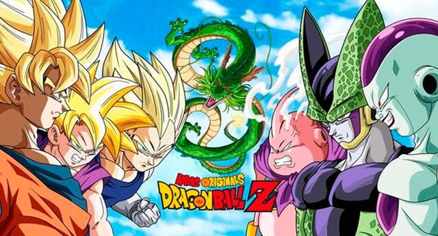 Dragon Ball Z cumple un año más de existencia.