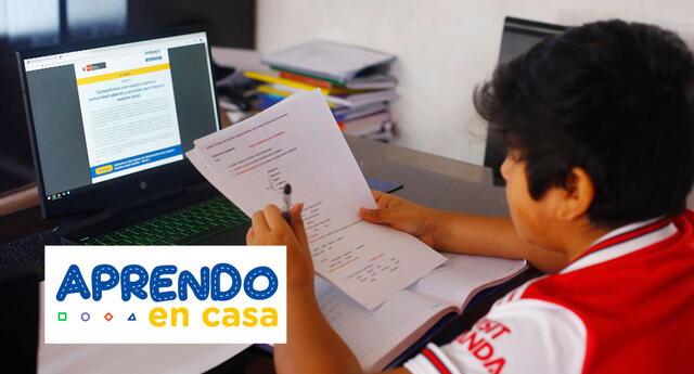 Aprendo en casa EN VIVO TV Perú y Radio Nacional: HOY 27 de abril