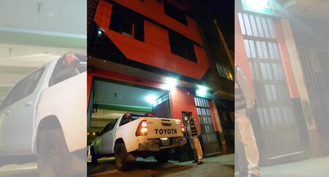 Hombre fue asesinado en hostal de El Agustino.