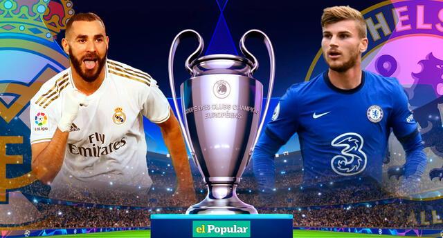 Real Madrid recibió al Chelsea en el Di Stefano.