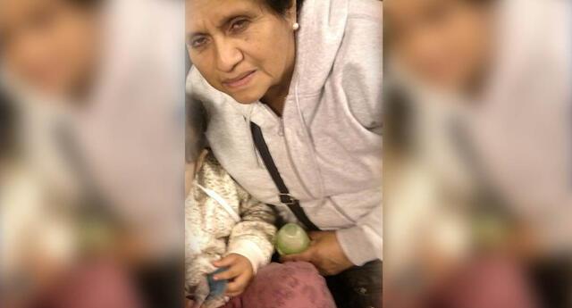 La madre de dos bomberos se encuentra en estado grave a causa de la COVID-19. Necesita una cama UCI para la mejoría de su salud.