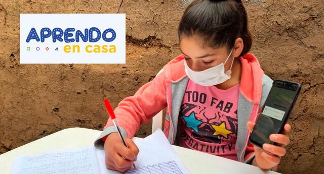 Aprendo en Casa horario TV Perú y Radio Nacional