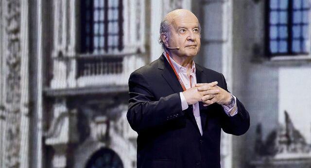 Hernando de Soto reiteró que no le ha dado su apoyo a Pedro Castillo.