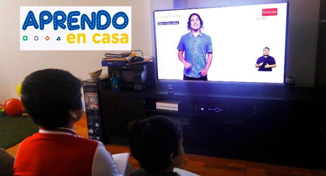 Aprendo en casa EN VIVO TV Perú y Radio Nacional - 28 de abril 2021