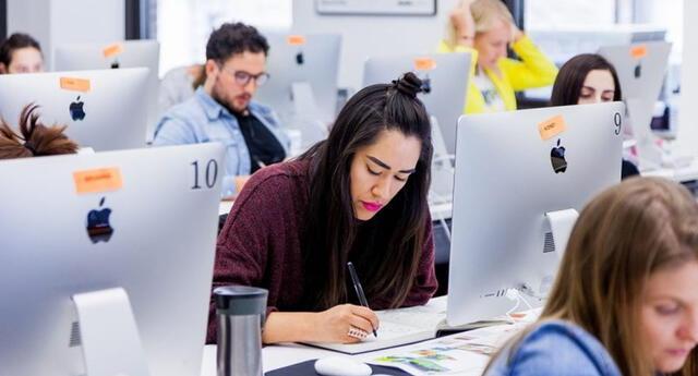 Diseño Gráfico: Conoce los beneficios de estudiar una de las carreras más demandadas en Perú