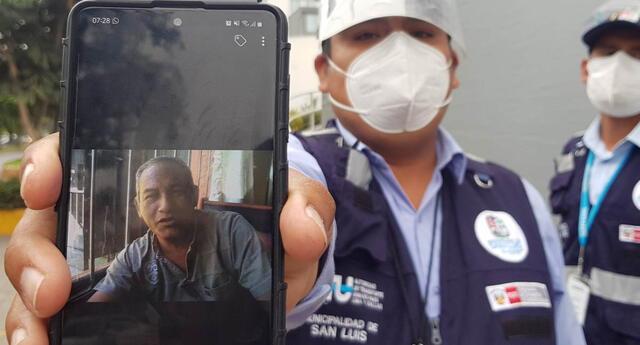 El fiscalizador de la ATU que fue atropellado por un taxi informal se encuentra grave de salud. El alcalde del distrito pide ayuda para encontrar una cama UCI.
