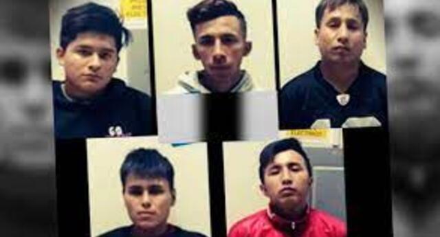 Siete sujetos que abusaron de joven con discapacidad fueron condenados