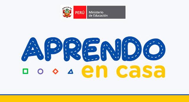 VER Aprendo en casa EN VIVO TV Perú y Radio Nacional - 29 de abril.