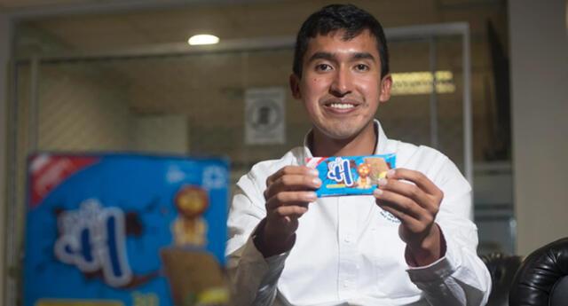 El joven empresario ha solicitado ayuda de la PNP para ubicar a estafadores.