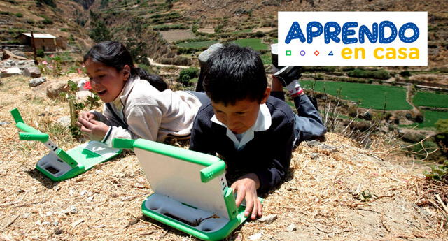 Aprendo en Casa horario TV Perú y Radio Nacional para el 30 de abril