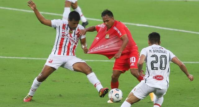 Sport Huancayo cayó por la segunda fecha de la Fase de Grupos de la Copa Sudamericana.