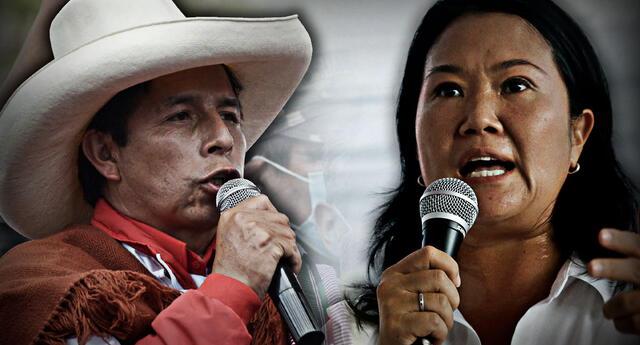 Keiko Fujimori se pronunció sobre debate en Chota