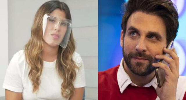 Rodrigo González aclara a Yahaira Plasencia tras acudir a comisaría por fiesta covid.
