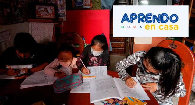 Conoce las clases que se darán hoy viernes 30 de abril en Aprendo en Casa a través de TV Perú y Radio Nacional