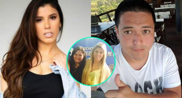 La cantante Yahaira Plasencia aseguró que respeta el trabajo del periodista Samuel Suárez, y lamentó que su tía lo haya agredido por redes sociales.