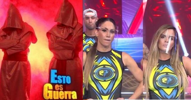 Alejandra Baigorria y Melissa Loza recibieron inesperado anuncio de 'El tribunal'.