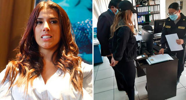 Yahaira Plasencia recibió dos multas tras 'fiesta covid'.