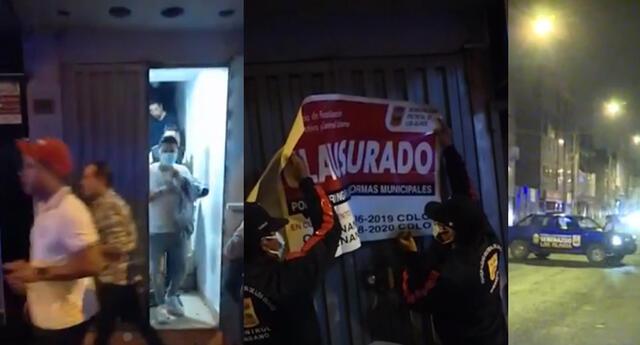 Ciudadanos de Los Olivos siguen incumpliendo con medidas contra el COVID-19.