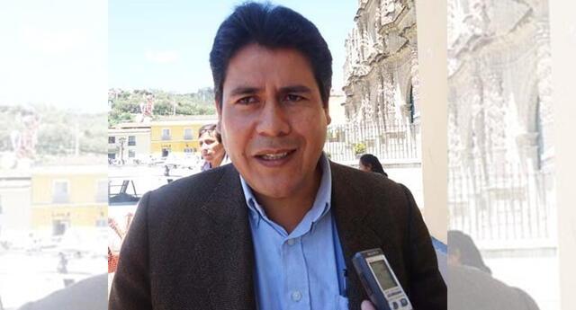 Alcalde provincial de Chota se pronunció sobre programación del debate.