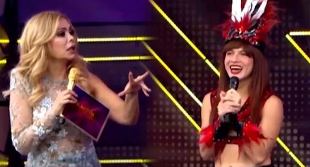 """Gisela pide a """"Uchulú"""" que le enseñe a bailar en tiktok y la trolean: """"Te vas a quebrar"""""""