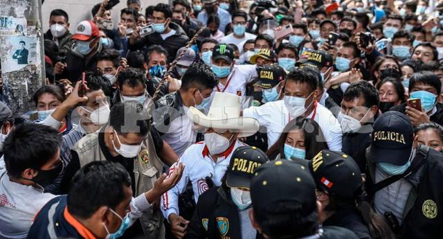 Miguel Palacios aseguró que intenta desde hace dos semanas reunirse con los equipos de Perú Libre y Fuerza Popular para conversar sobre la pandemia, pero no recibe respuesta de ambos candidatos.