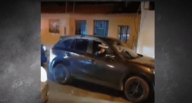El conductor del vehículo fue trasladado a la comisaría Los Órganos, en Piura